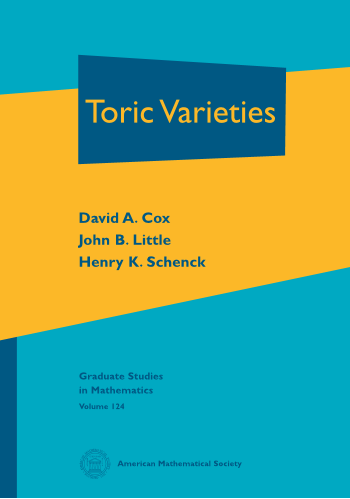 Toric Varieties cover image