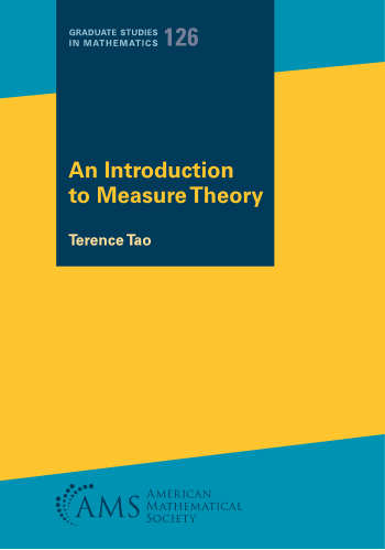 An Introduction to Measure Theory cover image