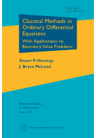 Classical Methods in Ordinary Differential Equations