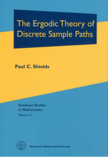 The Ergodic Theory of Discrete Sample Paths cover image