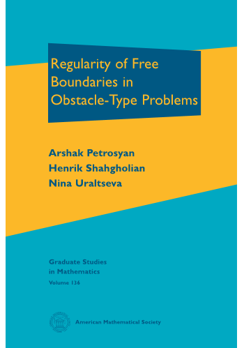 Regularity of Free Boundaries in Obstacle-Type Problems cover image