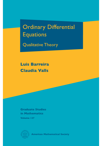 Ordinary Differential Equations: Qualitative Theory cover image