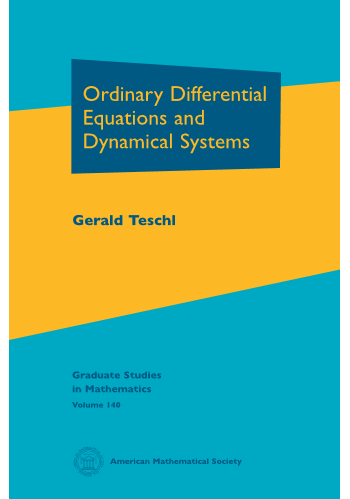 Ordinary Differential Equations and Dynamical Systems cover image