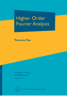 Higher Order Fourier Analysis