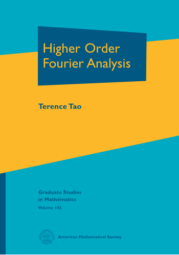 Higher Order Fourier Analysis cover image