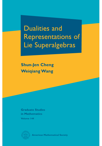 Dualities and Representations of Lie Superalgebras cover image