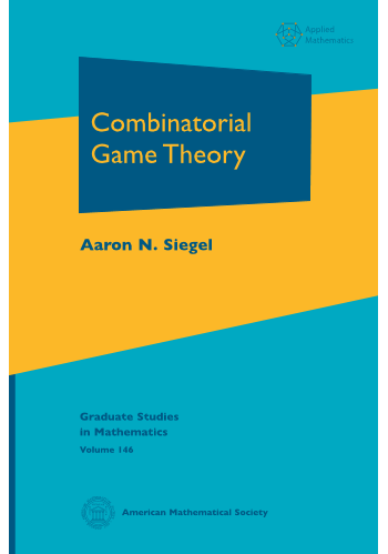 Combinatorial Game Theory cover image