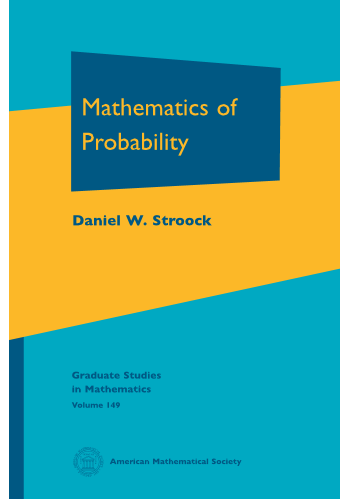 Mathematics of Probability cover image