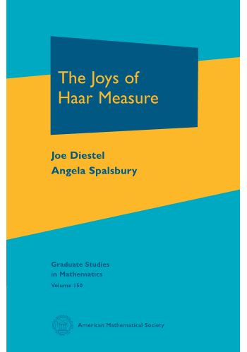 The Joys of Haar Measure cover image