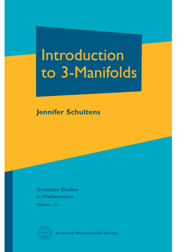 Introduction to 3-Manifolds cover image