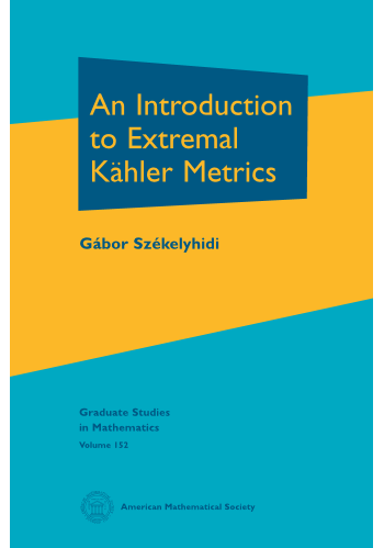 An Introduction to Extremal Kahler Metrics cover image