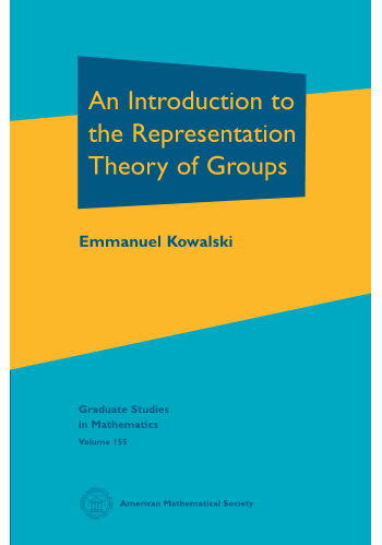 An Introduction to the Representation Theory of Groups cover image
