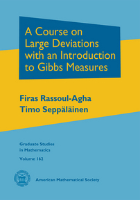 A Course on Large Deviations with an Introduction to Gibbs Measures cover image