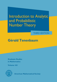 Introduction to Analytic and Probabilistic Number Theory: Third Edition cover image
