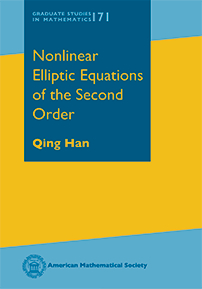 Nonlinear Elliptic Equations of the Second Order cover image
