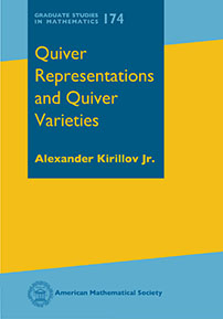 Quiver Representations and Quiver Varieties cover image