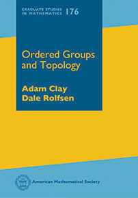 Ordered Groups and Topology cover image