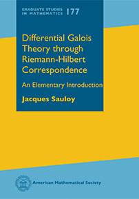 Differential Galois Theory through Riemann-Hilbert Correspondence: An Elementary Introduction cover image