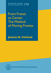 From Frenet to Cartan: The Method of Moving Frames cover image
