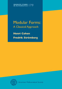 Modular Forms: A Classical Approach cover image