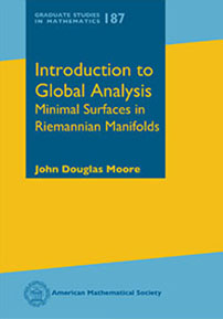 Introduction to Global Analysis: Minimal Surfaces in Riemannian Manifolds cover image