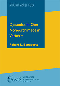 Dynamics in One Non-Archimedean Variable cover image