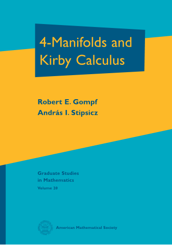 4-Manifolds and Kirby Calculus cover image