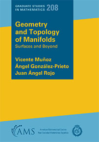 Geometry and Topology of Manifolds: Surfaces and Beyond cover image