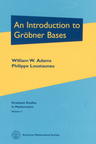 An Introduction to Grobner Bases cover image