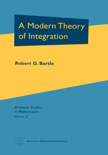 A Modern Theory of Integration cover image
