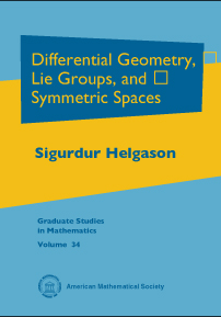 Differential Geometry, Lie Groups, and Symmetric Spaces cover image