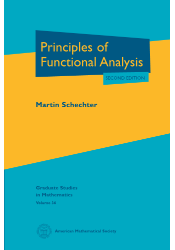 Principles of Functional Analysis: Second Edition cover image