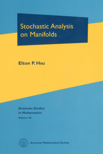 Stochastic Analysis on Manifolds cover image