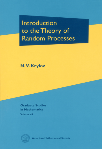 Introduction to the Theory of Random Processes cover image