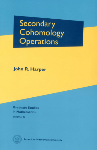Secondary Cohomology Operations cover image