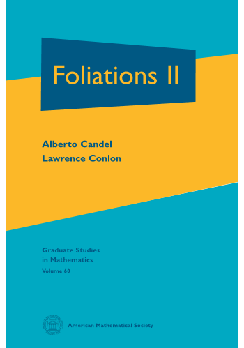 Foliations II cover image