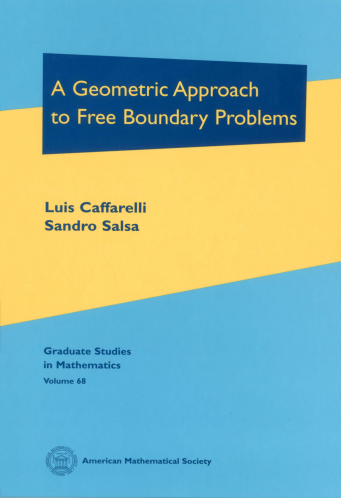 A Geometric Approach to Free Boundary Problems cover image