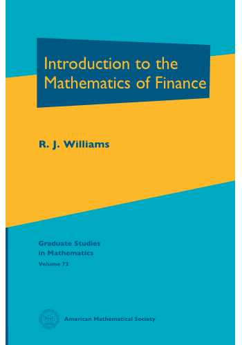 Introduction to the Mathematics of Finance cover image