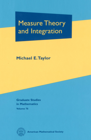 Measure Theory and Integration cover image