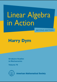 Linear Algebra in Action: Second Edition cover image