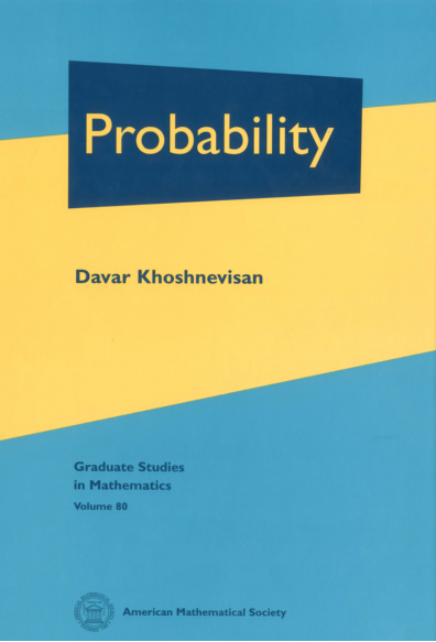 Probability cover image