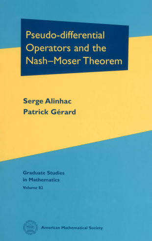 Pseudo-differential Operators and the Nash-Moser Theorem cover image