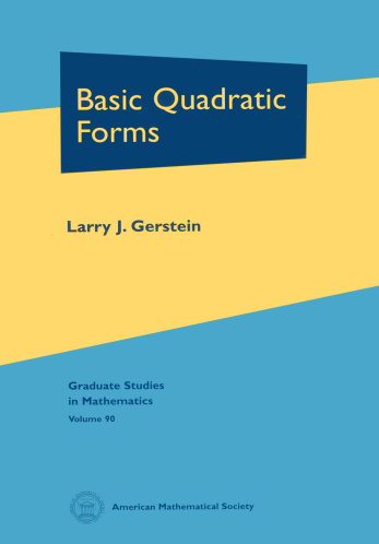 Basic Quadratic Forms cover image