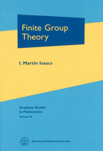 Finite Group Theory cover image