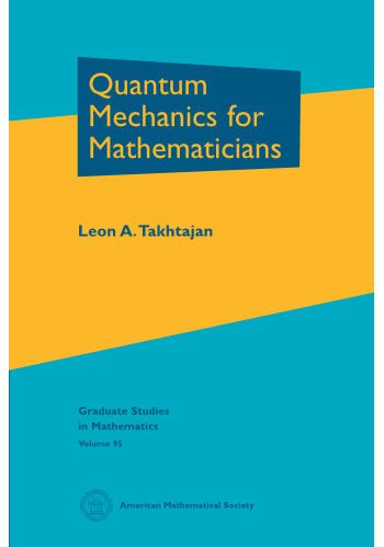 Quantum Mechanics for Mathematicians cover image