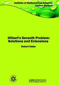 Hilbert's Seventh Problem: Solutions and Extensions cover image
