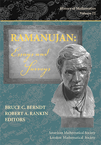 Ramanujan: Essays and Surveys cover image