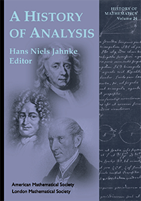 A History of Analysis