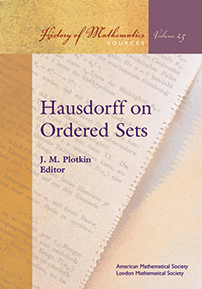 Hausdorff on Ordered Sets cover image