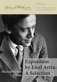 Exposition by Emil Artin: A Selection cover image